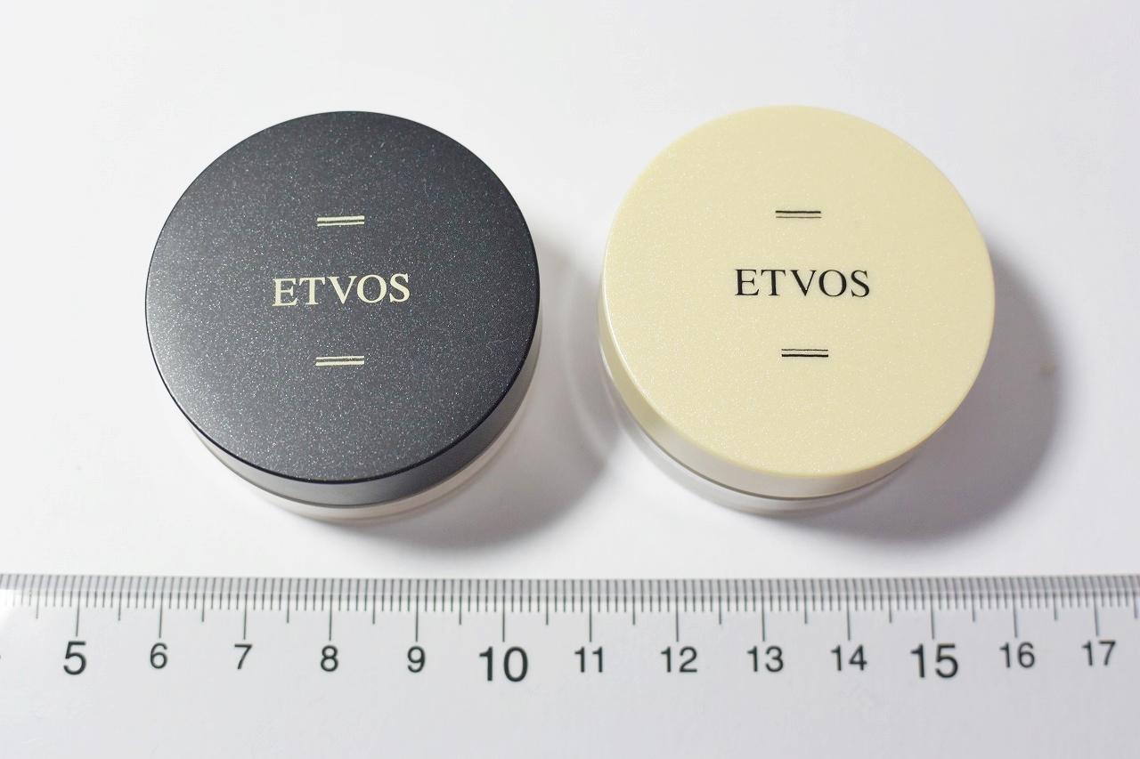 ミネラルファンデーション:エトヴォス(etvos):トライアルセット:お試しセット
